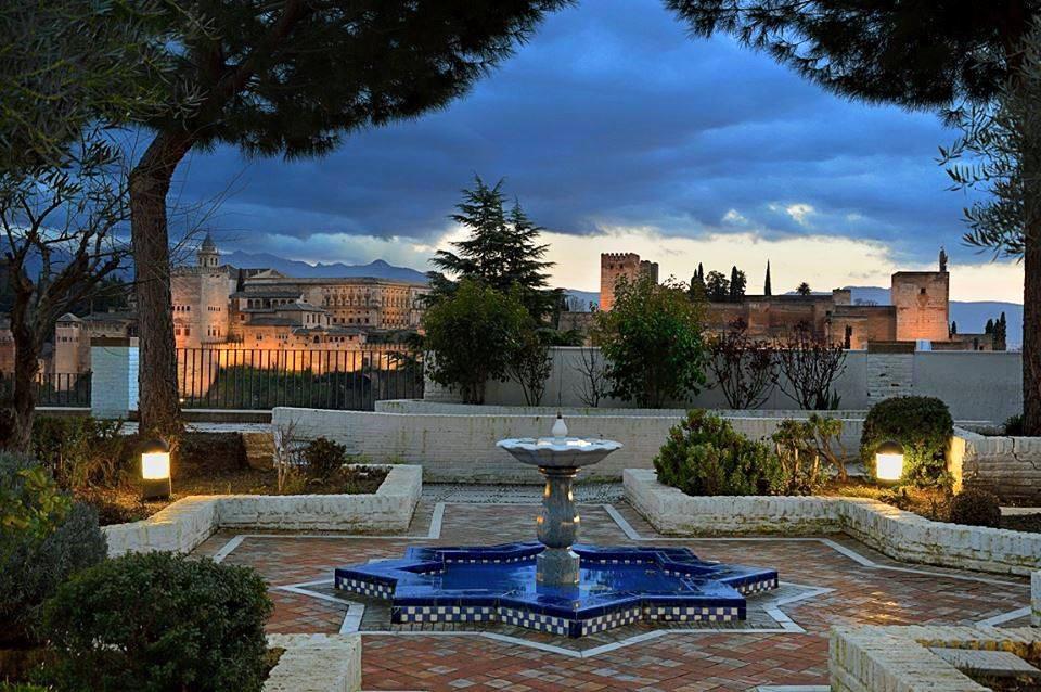 La Alhambra desde el Albaicin