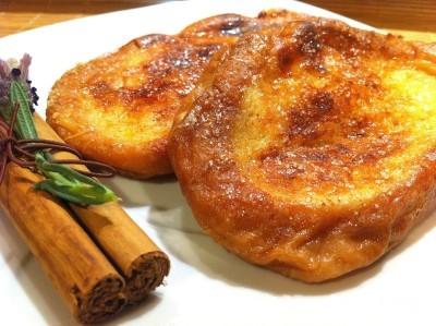 receta torrijas de la abuela