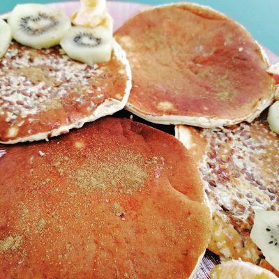 receta tortitas proteicas